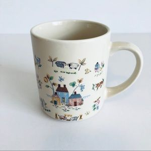 Other - Country Village Farmers Coffee Mug